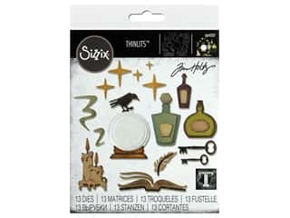 scrapbooking & paper crafts: Sizzix Dies Tim Holtz Thinlits Regions Beyond