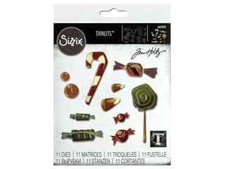 Sizzix Dies Tim Holtz Thinlits Sweet Treat