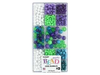 beading & jewelry making supplies: The Beadery Bead Party Box Cool Bubbles