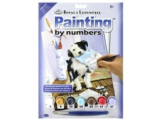 craft & hobbies: Royal Paint By Number Junior Small The Mail Menace