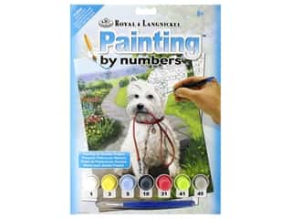 projects & kits: Royal Paint By Number Junior Small Time For A Walk