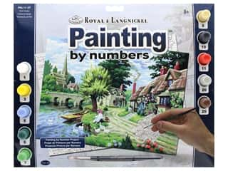 projects & kits: Royal Paint By Number Adult Large Duck Feeding