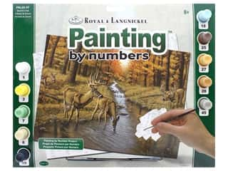 craft & hobbies: Royal Paint By Number Adult Large Symond's Creek
