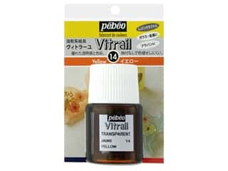 Resinate Vitrail 20ml Transparent Yellow