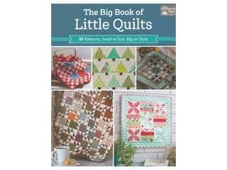 That Patchwork Place Big Book Of Little Quilts Book