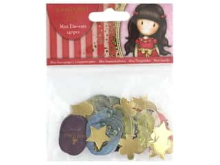 Docrafts Santoro Gorjuss Die Cuts Mini
