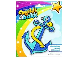 projects & kits: Colorbok Kit Makit & Bakit Suncatcher Anchor