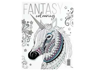 Guild of Master Craftsman Fantasy Colouring Book