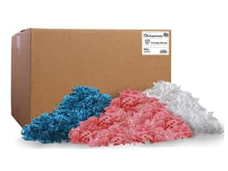 craft & hobbies: PA Essentials Crinkle Shred 10 lb. Baby