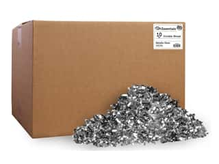 craft & hobbies: PA Essentials Crinkle Shred 10 lb. Metallic Silver