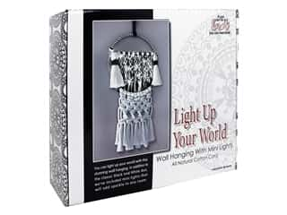 craft & hobbies: Pepperell Kit Designer Light Up Your World