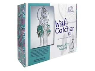 craft & hobbies: Pepperell Kit Designer Wish Catcher