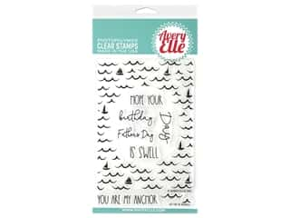 stamp cleared: Avery Elle Clear Stamp Swell