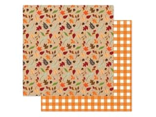 "Echo Park Collection My Favorite Fall Paper 12""x 12"" Fall Breeze (25 pieces)"