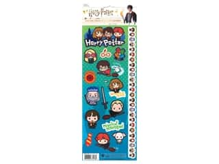 Paper House Sticker Cardstock Warner Bros Harry Potter Chibi