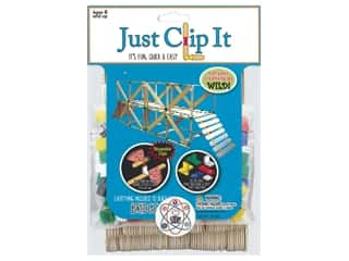 projects & kits: Pepperell Kit Wood Just Clip It Bridge