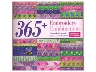C&T Publishing Embroidery Combinations Perpetual Calendar