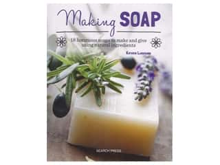 Search Press Making Soap Book