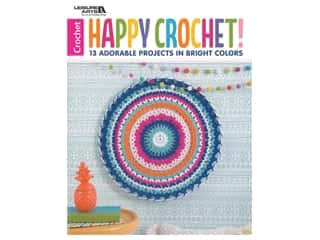 Leisure Arts Happy Crochet Book