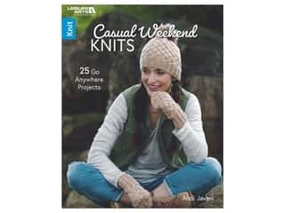 books & patterns: Leisure Arts Casual Weekend Knits Book