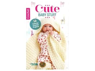 books & patterns: Leisure Arts Cute Baby Stuff Crochet Book