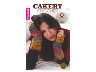 Cakery Crochet Book