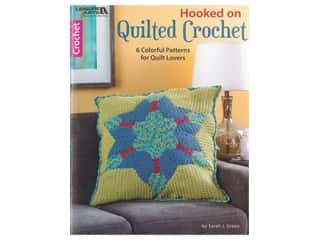 Hooked on Quilted Crochet Book