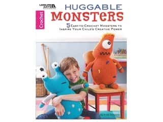 Leisure Arts Huggable Monsters Book