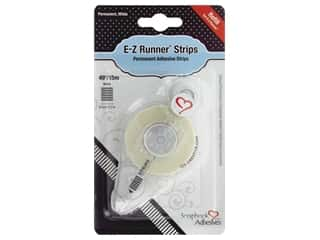 3L Scrapbook Adhesives E-Z Runner Refill 49 ft. Permanent Strips