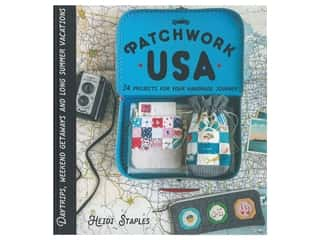 Clearance: Lucky Spool Patchwork USA Book