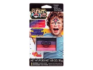 craft & hobbies: Funkee Munkee Face Paint Rainbow Palette Daredevil
