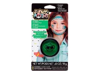 Funkee Munkee Face Paint Pod .63 oz Green