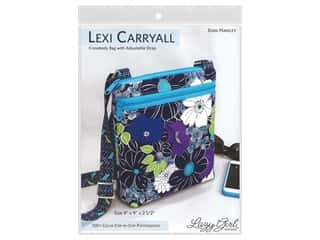 books & patterns: Lazy Girl Designs Lexi Carryall Booklet Pattern
