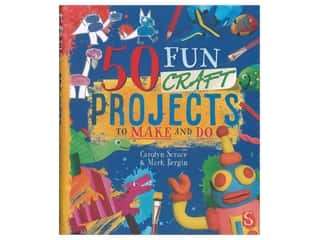 Salariya 50 Fun Craft Projects To Make And Do Book