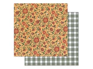 Photo Play Collection Mad 4 Plaid Fall Paper 12 in. x 12 in. Blessed (25 pieces)