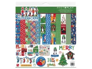 Photo Play Collection Muttcracker Collection Pack  12 in. x 12 in.