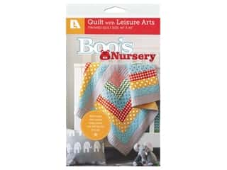 Leisure Arts Boo's Nursery Quilt Pattern