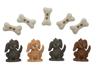 novelties: Jesse James Dress It Up Embellishments Give A Dog A Bone