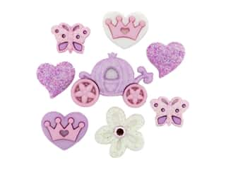 novelties: Jesse James Embellishments Our Princess