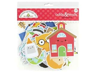 scrapbooking & paper crafts: Doodlebug Collection School Days Odds & Ends