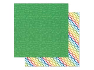 scrapbooking & paper crafts: Doodlebug Collection School Days Paper 12 in. x 12 in. Arithmetic (25 pieces)
