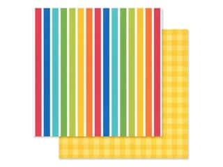 Doodlebug Collection School Days Paper 12 in. x 12 in. Very Primary (25 pieces)