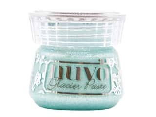 scrapbooking & paper crafts: Nuvo Glacier Paste 1.7 oz Sea Sprite