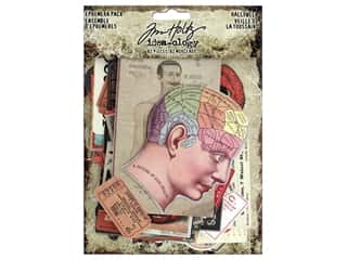 Tim Holtz Idea-ology Halloween Ephemera Pack