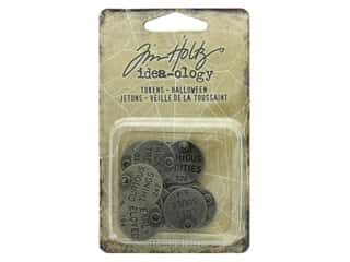 Tim Holtz Idea-ology Halloween Tokens
