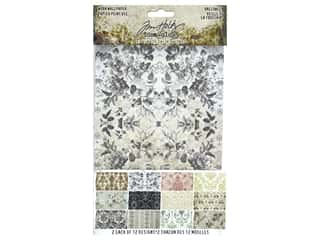 Tim Holtz Idea-ology Halloween Worn Wallpaper