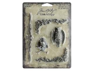 Tim Holtz Idea-ology Halloween Adornments Accents