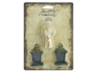 Tim Holtz Idea-ology Halloween Cryptic
