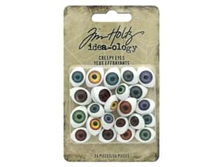 Tim Holtz Idea-ology Halloween Creepy Eyes