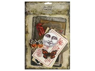 Tim Holtz Idea-ology Halloween Layers & Baseboard Frames